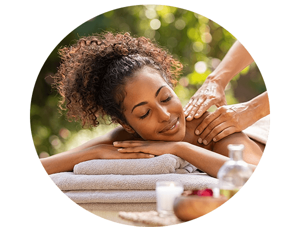 Relaxing Massages - Circle
